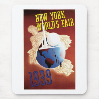 Tapis De Souris L'Exposition universelle de New York (globe)