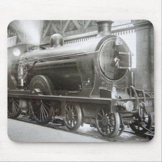 Tapis De Souris Locomotive à vapeur (Madame d'Avenal)