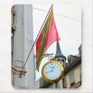 Tapis De Souris Luzerne - montre de poche