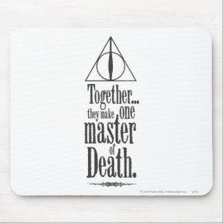 Tapis De Souris Maître du charme | de Harry Potter de la mort