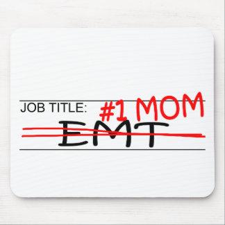 Tapis De Souris Maman EMT du travail