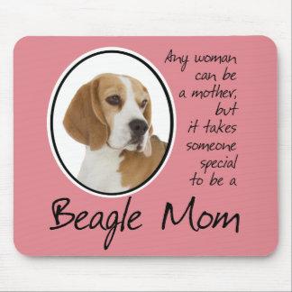 Tapis De Souris Maman Mousepad de beagle