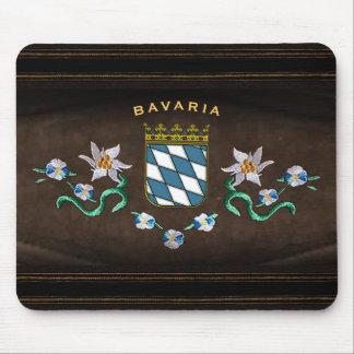 Tapis De Souris Manteau des bras bavarois