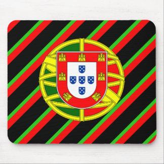 Tapis De Souris Manteau des bras portugais