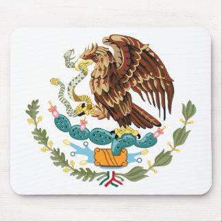 Tapis De Souris Manteau du Mexique des bras Mousepad