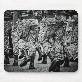 Tapis De Souris Marche militaire