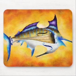 Tapis De Souris Marlinissos V1 - violinfish