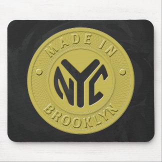 Tapis De Souris Marque de souterrain de Brooklyn