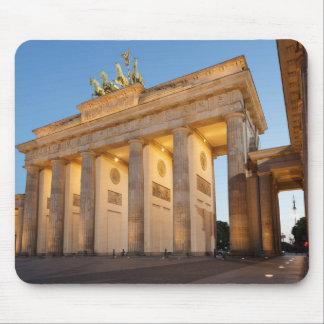 Tapis De Souris Massif de roche de Brandenburger à Berlin
