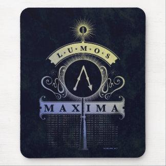 Tapis De Souris Maximum du charme | Lumos de Harry Potter