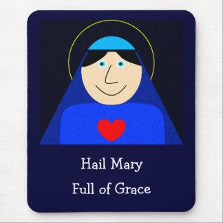 Tapis De Souris Mère de Mary de Dieu