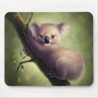 Tapis de souris mignon d'ours de koala