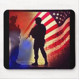 Tapis De Souris Militaires des Etats-Unis