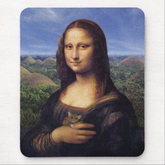 Tapis De Souris Mona Lisa de Bohol