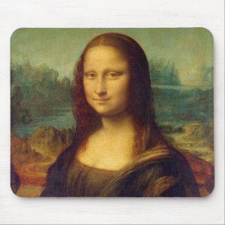 Tapis De Souris Mona Lisa - Leonardo da Vinci
