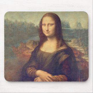 Tapis De Souris Mona Lisa par Leonardo da Vinci