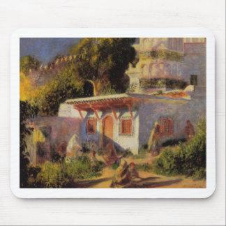 Tapis De Souris Mosquée à Alger par Pierre-Auguste Renoir