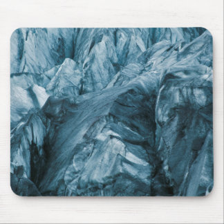 Tapis De Souris Motif abstrait en glacier | Islande