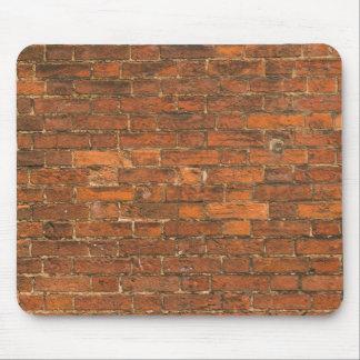 Tapis De Souris Motif de mur en pierre de Brown