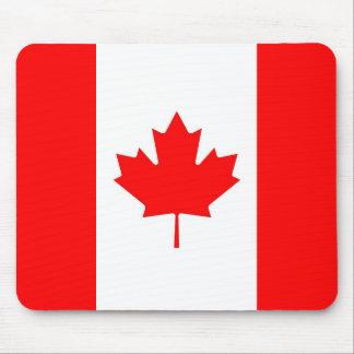 Tapis De Souris Mousepad avec le drapeau du Canada