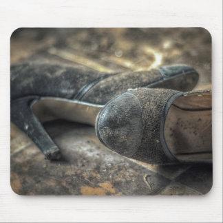 Tapis De Souris Mousepad chaussures perdues - le Place tire