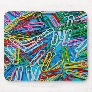 Tapis De Souris Mousepad coloré de motif de trombones