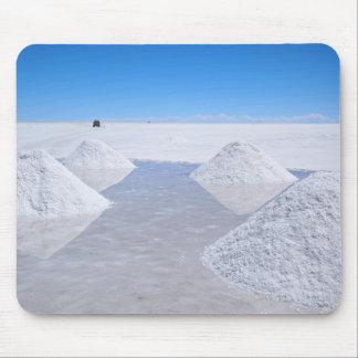 Tapis De Souris Mousepad d'appartements de sel de Salar de Uyuni