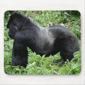 Tapis De Souris Mousepad de gorille de Silverback