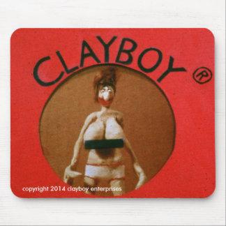 Tapis De Souris Mousepad de marque déposée de Clayboy