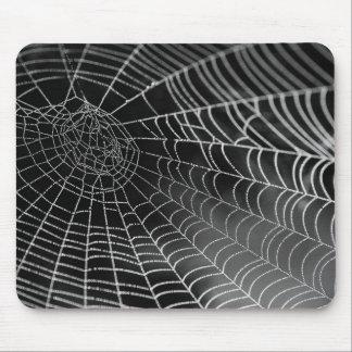 Tapis De Souris Mousepad de toile d'araignée