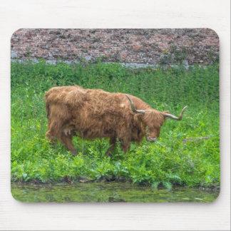Tapis De Souris Mousepad des montagnes de vache