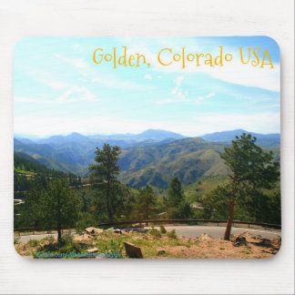 Tapis De Souris Mousepad du Colorado