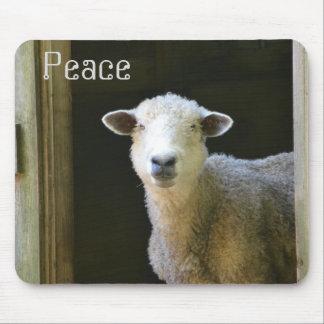 Tapis De Souris Moutons paisibles
