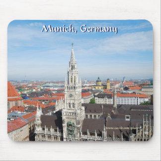 Tapis De Souris Munich, Allemagne Mousepad