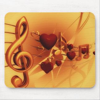 Tapis De Souris Musique