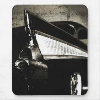 Tapis De Souris Nageoires caudales - Chevy 1957 Mousepad
