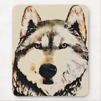Tapis De Souris Nature de loup