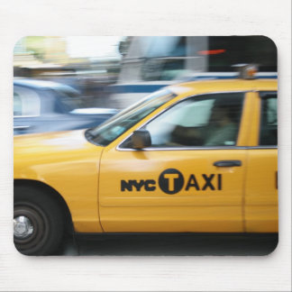 Tapis De Souris New York Cab