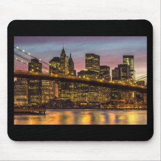 TAPIS DE SOURIS NEW YORK CITY 014A