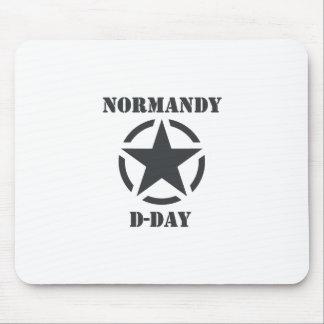 Tapis De Souris Normandy D-Day