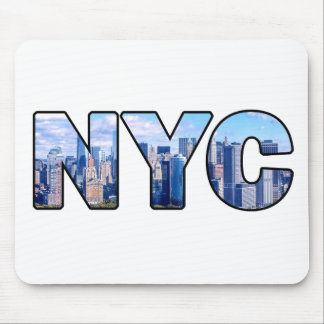 TAPIS DE SOURIS NYC