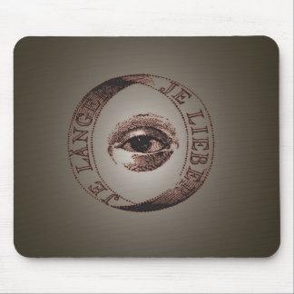 Tapis De Souris Oeil d'Illuminati