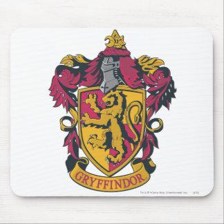 Tapis De Souris Or et rouge de crête de Harry Potter | Gryffindor