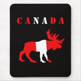 Tapis De Souris orignaux Canada