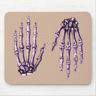Tapis De Souris Os de la main humaine