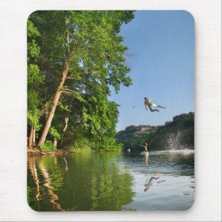 Tapis De Souris Oscillation de corde de lac ladybird - Austin le