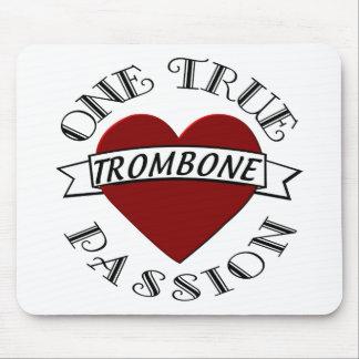 Tapis De Souris OTP : Trombone