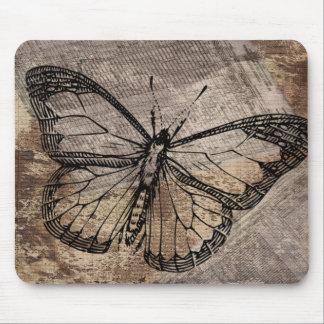 Tapis De Souris Papillon vintage
