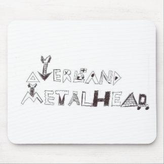 Tapis De Souris Par Metalhead sur terre