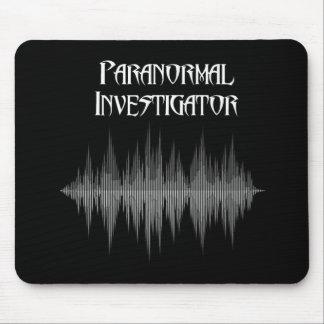 Tapis de souris paranormal de Soundwave